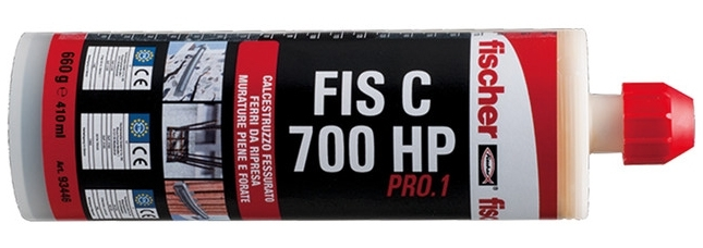 Resina chimica Fischer FIS C 700 HP PRO.1