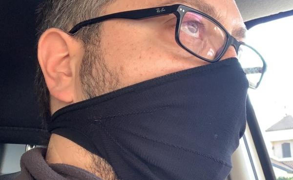 Ecco come deve essere indossata la nostra mascherina lavabile